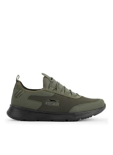 Slazenger Slazenger GENOA Sneaker Erkek Ayakkabı Haki Haki